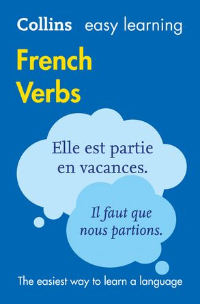 Посібник Collins Easy Learning French Verbs