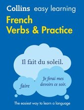 Collins Easy Learning French Verbs and Practice - фото обкладинки книги