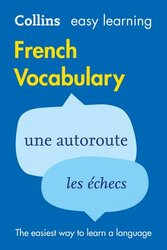 Collins Easy Learning French Vocabulary