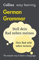 Collins Easy Learning German Grammar - фото обкладинки книги