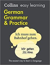 Collins Easy Learning German Grammar and Practice - фото обкладинки книги