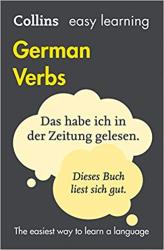 Collins Easy Learning German Verbs - фото обкладинки книги