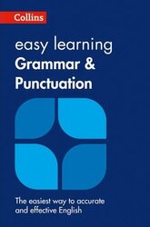 Collins Easy Learning Grammar and Punctuation - фото обкладинки книги