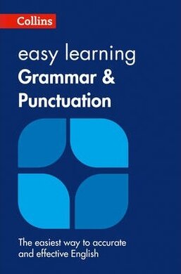 Collins Easy Learning Grammar and Punctuation - фото книги