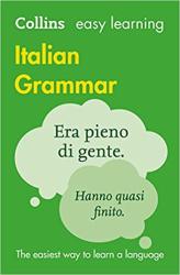 Collins Easy Learning Italian Grammar - фото обкладинки книги