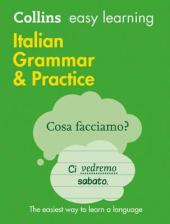 Collins Easy Learning Italian Grammar and Practice - фото обкладинки книги