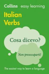 Collins Easy Learning Italian Verbs - фото обкладинки книги
