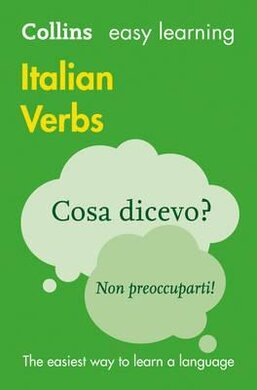 Посібник Collins Easy Learning Italian Verbs
