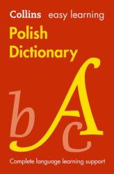 Collins Easy Learning Polish Dictionary - фото обкладинки книги
