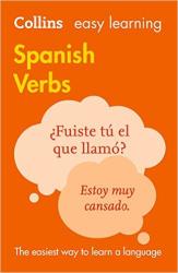 Collins Easy Learning: Spanish Verbs. 3rd Edition - фото обкладинки книги