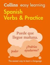 Collins Easy Learning: Spanish Verbs and Practice - фото обкладинки книги