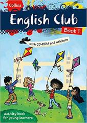 Collins English Club 1 - фото обкладинки книги