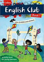Робочий зошит Collins English Club 1