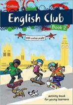 Робочий зошит Collins English Club 2