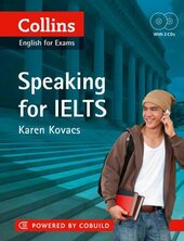 Collins English for IELTS: Speaking with CDs (2) - фото обкладинки книги