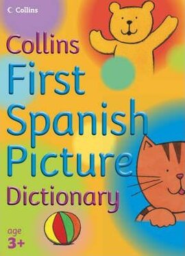Книга Collins First Spanish Picture Dictionary
