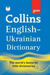 Collins Gem English-Ukrainian Dictionary (укр-англійський, англо-укр) Linguist - фото обкладинки книги