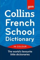 Посібник Collins Gem French School Dictionary