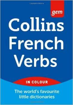 Посібник Collins Gem French Verbs