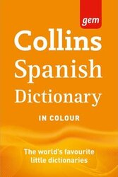 Collins Gem Spanish Dictionary. 9th Edition - фото обкладинки книги