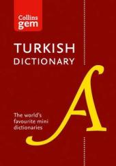 Collins Gem Turkish Dictionary - фото обкладинки книги