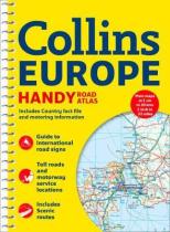Collins Handy Road Atlas Europe