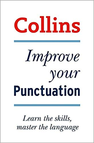 Посібник Collins Improve Your Punctuation
