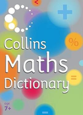 Collins Maths Dictionary - фото книги