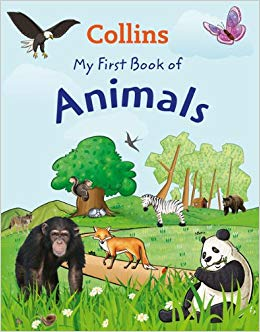 Посібник Collins My First Book Of Animals