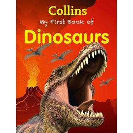 Посібник Collins My First Book Of Dinosaurs