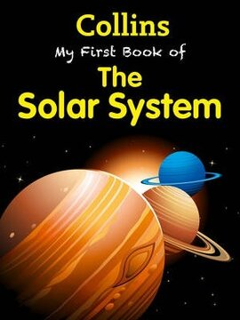 Посібник Collins My First Book Of The Solar System