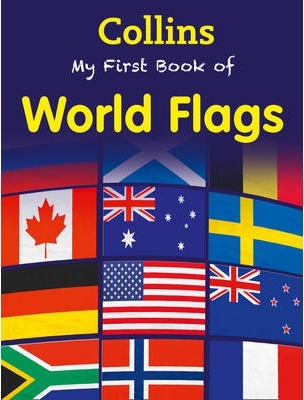 Посібник Collins My First Book Of World Flags