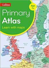 Підручник Collins Primary Atlas