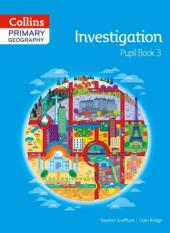 Collins Primary Geography Pupil Book 3 - фото обкладинки книги