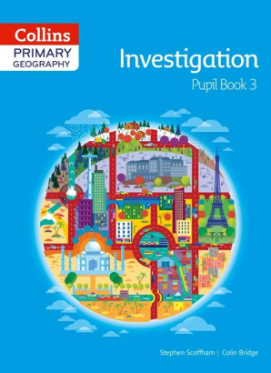 Підручник Collins Primary Geography Pupil Book 3