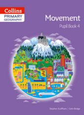 Collins Primary Geography Pupil Book 4 - фото обкладинки книги