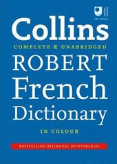Collins Robert French Dictionary: Complete and Unabridged. 9th Edition - фото обкладинки книги