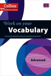 Collins Work on your Vocabulary Advanced (C1) - фото обкладинки книги