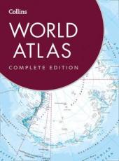 Collins World Atlas: Complete Edition - фото обкладинки книги