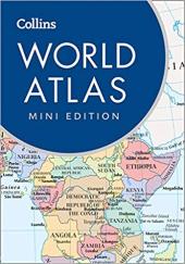Collins World Atlas: Mini Edition - фото обкладинки книги