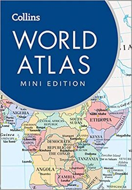 Collins World Atlas: Mini Edition - фото книги