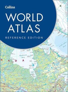 Collins World Atlas: Reference Edition - фото книги