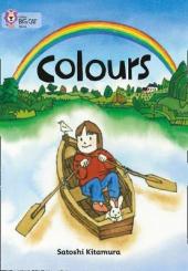 Colours - фото обкладинки книги