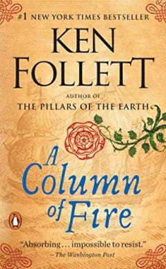 Column of Fire - фото книги