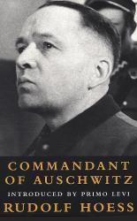 Commandant Of Auschwitz - фото обкладинки книги