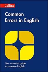 Common Errors in English - фото обкладинки книги