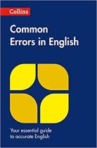 Книга для вчителя Common Errors in English