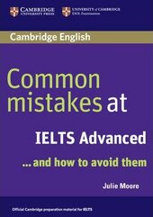 Common Mistakes at IELTS Advanced: And How to Avoid Them - фото обкладинки книги