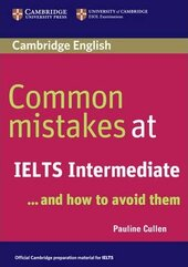 Common Mistakes at IELTS Intermediate: And How to Avoid Them - фото обкладинки книги