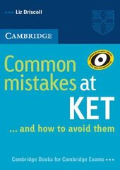 Common Mistakes at KET: And How to Avoid Them - фото обкладинки книги